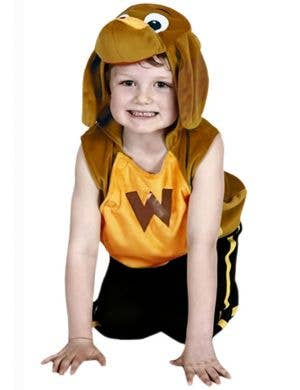 Kid's Wags the Dog Wiggles Fancy Dress Costume