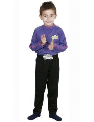 The Wiggles, Purple Wiggle Fancy Dress Costume for Kids