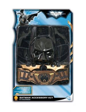 Dark Knight Kids Batman Costume Accessory Kit