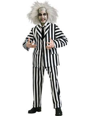 beetlejuice grand heritage mens halloween costume