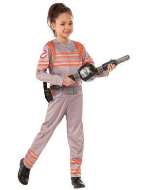Ghostbusters girls book week movie character fancy dress costume