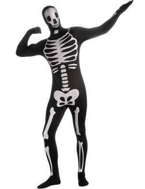 Glow in the Dark Skeleton Second Skin Costume