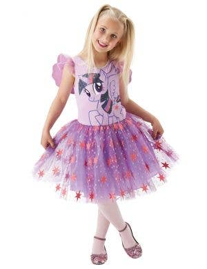 My Little Pony Girls Twighlight Sparkle Book Week Fancy Dress Costume