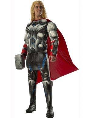 Avengers Men's Thor Superhero Costume Main Image