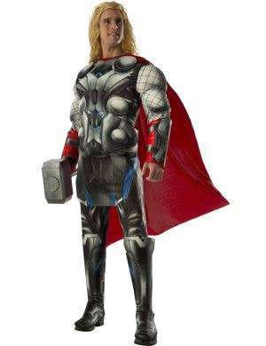 Avengers Men's Thor Superhero Costume Main Image