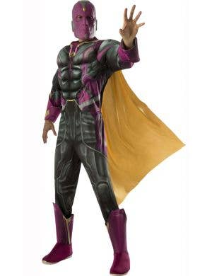 Age Of Ultron Men's Vision  Costume Main Image