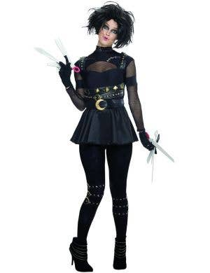 Miss Edward Scissorhands Women's Halloween Costume