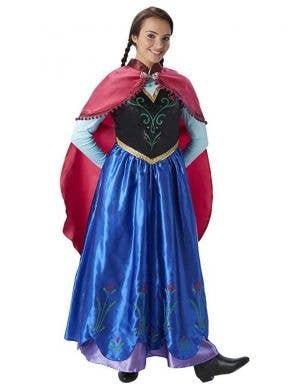 Frozen - Deluxe Women's Anna Costume