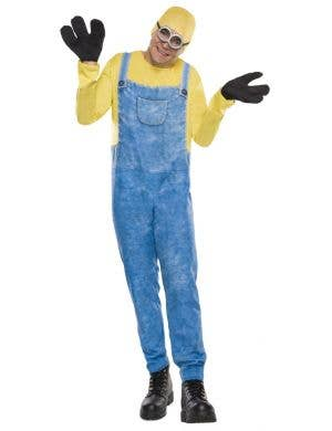 Minion Bob Men's Fancy Dress Costume