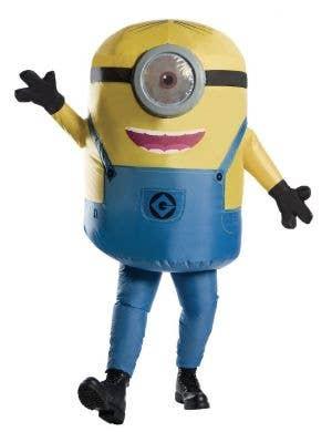 Inflatable Minion Stuart Novelty Men's Costume