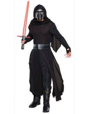 Star Wars The Force Awakens Kylo Ren Costume For Men Main Image