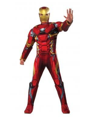 Captain America Civil War Iron Man Costume Main Image