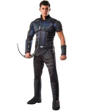 Hawkeye Men's Avengers Civil War Marvel Superhero Costume