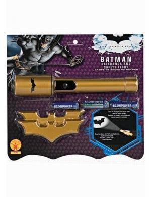 Batman Batarangs and Light Costume Accessory