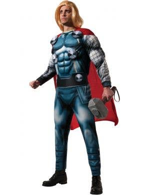Marvel Comics Thor Men's Superhero Costume