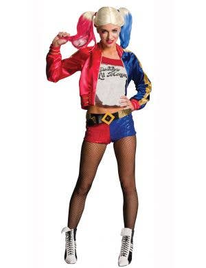 Women's Suicide Squad Harley Quinn Sexy Costume