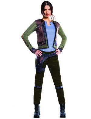 Women's Star Wars Rogue One Jyn Erso Costume Main Image