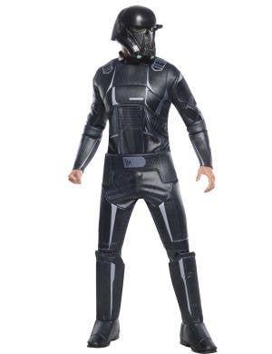 Deluxe Men's Star Wars Death Trooper Costume Main Image