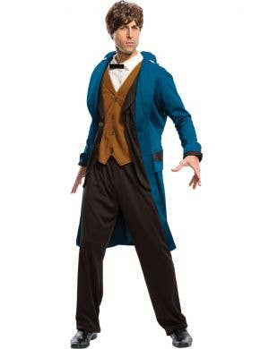 Newt Scamander Fantastic Beasts Mens Harry Potter Costume