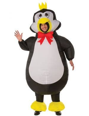 Penguin Inflatable Adult's Novelty Costume