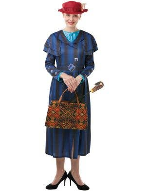 Mary Poppins Returns Women's Fancy Dress Costume