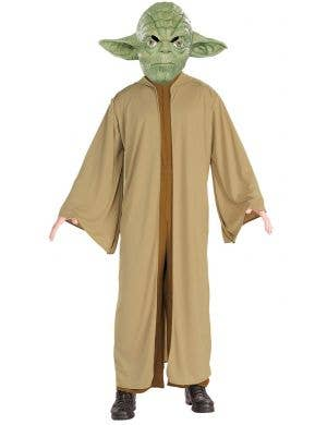 Men's Yoda Adult Star Wars Costume