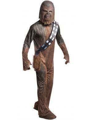 Mens Chewbacca Fancy Dress Costume Image 1