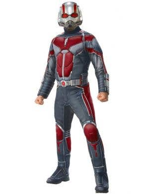 Marvel Men's Ant-Man Muscle Chest Superhero Fancy Dress Costume