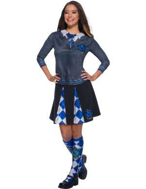 Harry Potter Ravenclaw Women's Costume Top