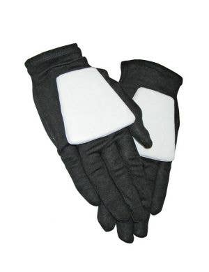 Rubies Clone Trooper Fabric Gloves Image 1