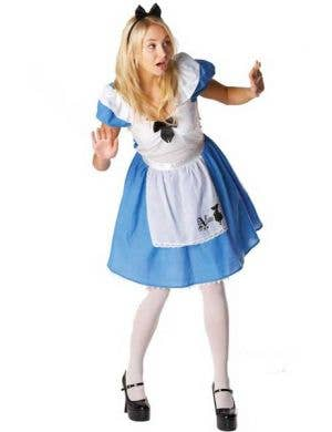 Disney Alice In Wonderland Women's Costume