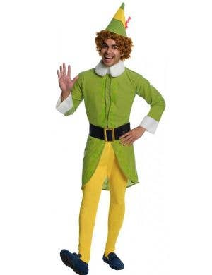 f460920b6df70 Buddy The Elf Christmas Costume Elf The Movie