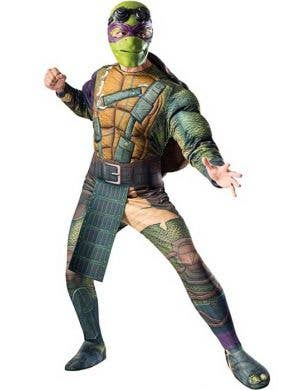 Men's Donatello Teenage Mutant Ninja Turtles Costume Front