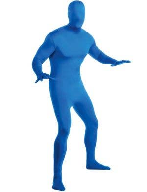 Second Skin Blue Adult Costume
