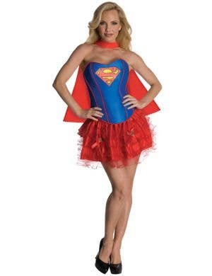 Supergirl Women's Sexy Costume