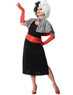 Cruella De Vil Women's Costume
