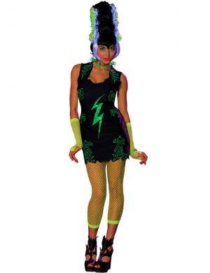 Franken Bride Women's Halloween Costume