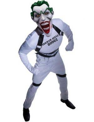 The Joker Arkham Asylum Halloween Costume