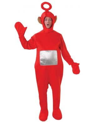 Adult Red Po Teletubbies Costume