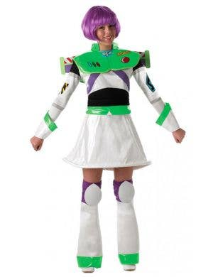 Miss Buzz Lightyear Sexy Women's Toy Story Costume Main Image
