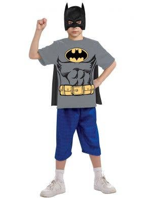 Boy's Brave and Bold Super hero Dress up T-Shirt