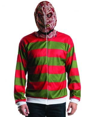 Nightmare on Elm Street Freddy Krueger Men's Jumper Main Image