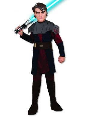 Kids Star Wars Anakin Skywalker Fancy Dress Costume