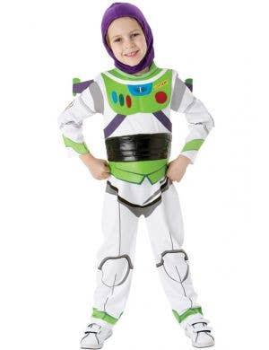 Buzz Lightyear Boy's Toy Story Disney Costume Front View