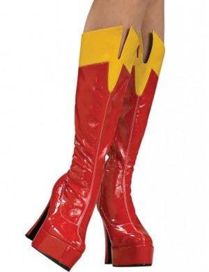 Platform Women's Supergirl Boots