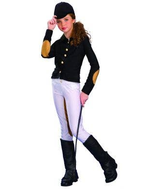 Equestrian Horse Rider Girls Book Week Fancy Dress Costume