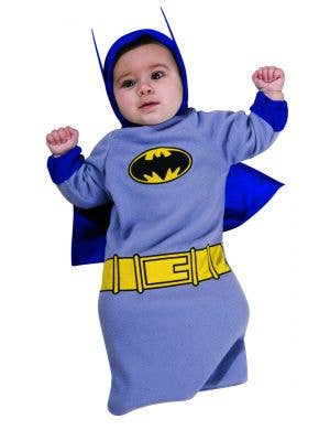 Baby Batman Bunting Fancy Dress Costume