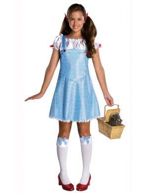 Teen Girls Dorothy Book Week Costume Main Image