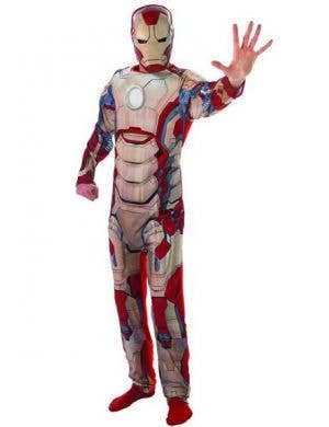 Avengers - Men's Iron Man Costume