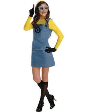 Despicable Me - Women's Minion Costume